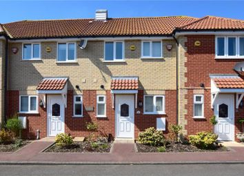 Thumbnail 1 bed terraced house for sale in Isla Cottages, Wembley Gardens, Lancing
