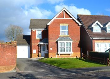 Thumbnail 3 bed detached house for sale in Coedfan, Sketty, Swansea