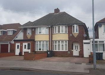 Thumbnail 3 bed semi-detached house for sale in Rocky Lane, Birmingham