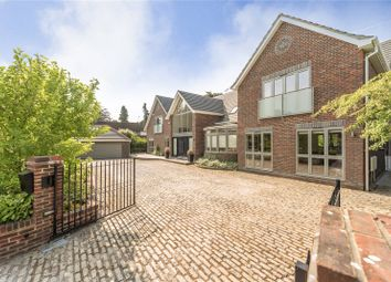 Thumbnail 6 bed detached house for sale in Wayside Gardens, Gerrards Cross, Buckinghamshire