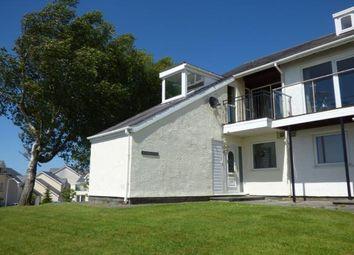 Thumbnail 3 bed end terrace house for sale in Ffordd Glyder, Y Felinheli, Gwynedd