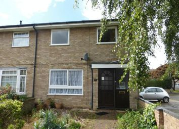 Thumbnail 2 bed terraced house for sale in Mariners Close, Gorleston, Great Yarmouth