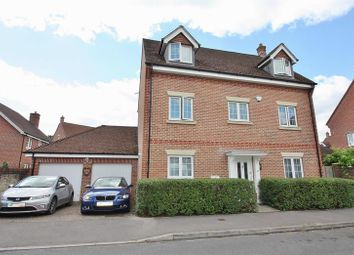 Thumbnail 5 bed detached house for sale in Rowan Road, Lindford, Bordon
