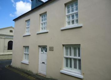 Thumbnail 2 bed end terrace house for sale in Market Street, Peel, Isle Of Man