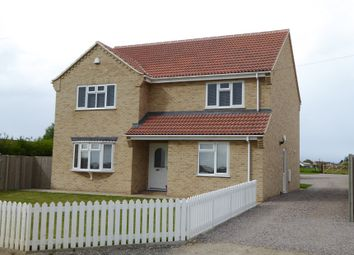 Thumbnail 4 bedroom detached house for sale in Fallow Corner Drove, Manea, March