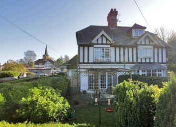Thumbnail 3 bed semi-detached house to rent in Church Road, Rotherfield