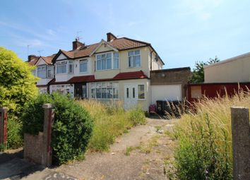 Thumbnail 3 bed end terrace house for sale in Orchardleigh Avenue, Enfield