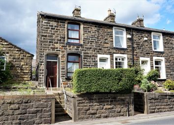 Thumbnail 1 bed terraced house for sale in Burnley Road, Burnley