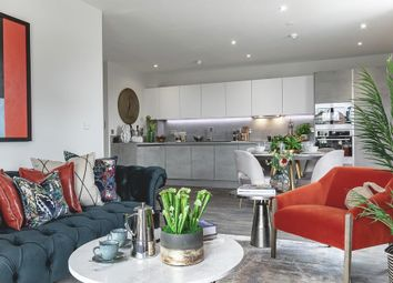 Thumbnail 2 bed flat for sale in Elements, Alma Road, Ponders End
