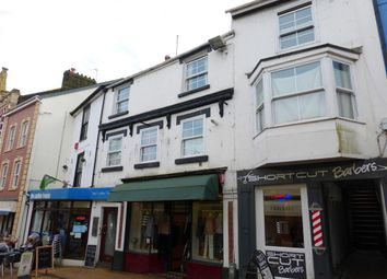 Thumbnail 3 bedroom flat to rent in Fore Street, Brixham