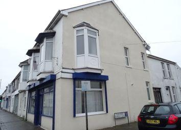 Thumbnail 2 bed maisonette for sale in New Road, Porthcawl