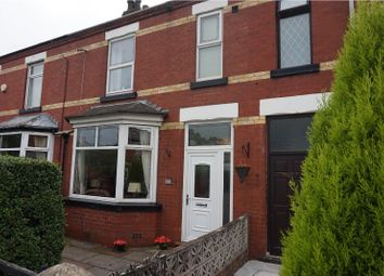 Thumbnail 4 bedroom terraced house for sale in Stockport Road East, Bredbury
