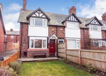 Thumbnail 2 bed end terrace house for sale in Crossland Terrace, Helsby