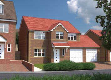 4 bed detached house for sale in Treetops, Common Road, South Kirkby WF9
