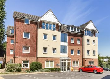 Thumbnail 2 bed flat for sale in Bastins Close, Park Gate, Southampton