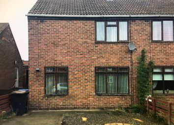 Thumbnail 3 bed semi-detached house to rent in Quarry Cresent, Bearpark