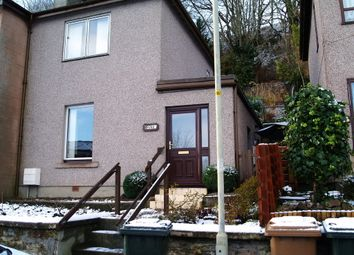 Thumbnail 2 bed end terrace house for sale in Rona, Greenhill Street, Dingwall