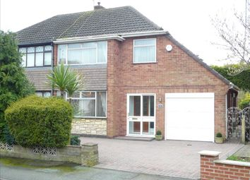 Thumbnail 3 bed semi-detached house for sale in Overseal Road, Wednesfield, Wednesfield