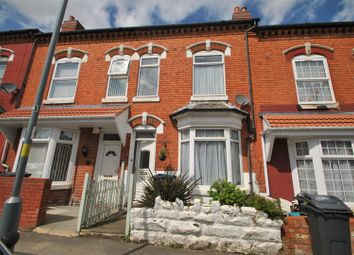 Thumbnail 3 bed terraced house for sale in Passey Road, Moseley, Birmingham