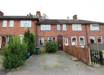 Thumbnail 3 bed terraced house to rent in Chilham Road, London