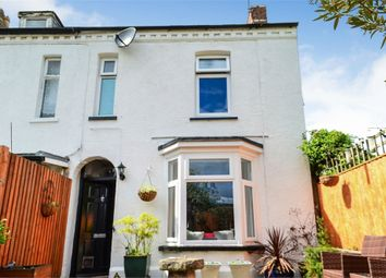 Thumbnail 2 bed end terrace house for sale in Union Road East, Abergavenny, Monmouthshire