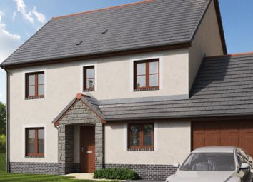 Thumbnail 4 bedroom detached house for sale in Plot 20 Oak Grove, New Hedges, Tenby, Pembrokeshire