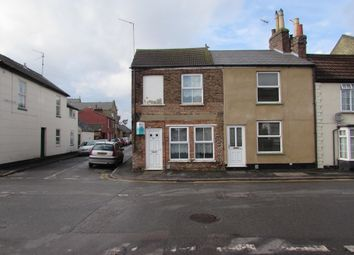 Thumbnail 2 bed end terrace house to rent in Victoria Road, Wisbech