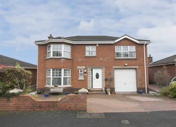 Thumbnail 4 bedroom detached house for sale in 44, Grey Castle Manor, Belfast