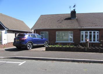 Thumbnail 2 bedroom semi-detached house for sale in 6 Heol Croesty, Pencoed, Bridgend.