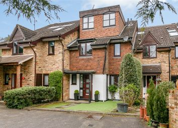 Thumbnail 5 bedroom terraced house for sale in The Willows, Weybridge, Surrey