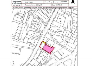 Thumbnail Land for sale in 123, Constitution Street, Leith Edinburgh EH67Ae