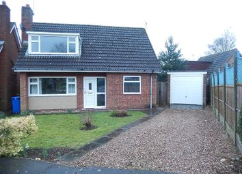 Thumbnail 3 bed detached house for sale in Trehampton Drive, Lea, Gainsborough