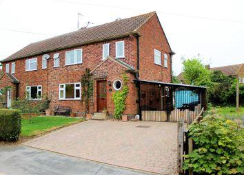 Thumbnail 3 bedroom semi-detached house for sale in Thornton Crescent, Church Langton, Market Harborough