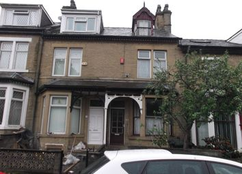 Thumbnail 4 bed terraced house for sale in Ashwell Road, Bradford