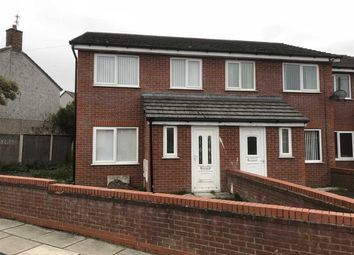 Thumbnail 3 bed semi-detached house to rent in Changford Road, Kirkby, Liverpool
