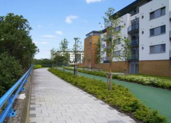 Thumbnail 2 bed flat for sale in Miles Close, London