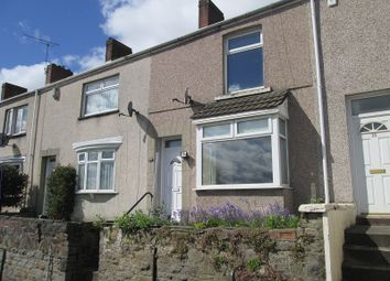 Thumbnail 2 bedroom terraced house to rent in Graig Terrace, Swansea, City And County Of Swansea.