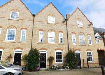 Thumbnail 4 bedroom terraced house for sale in Nickleby Way, Stotfold, Herts