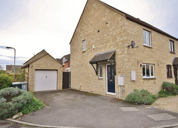 Thumbnail 3 bed semi-detached house to rent in Snowshill Drive, Witney