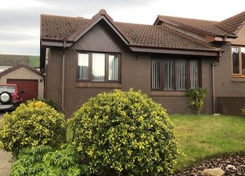 Thumbnail 2 bed semi-detached house to rent in Hebenton Road, Elgin, Moray
