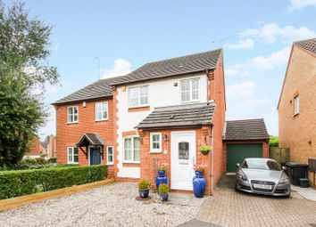 Thumbnail 3 bed semi-detached house for sale in Buckler Place, Littlemore, Oxford