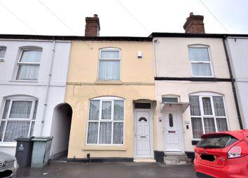 Thumbnail 3 bed terraced house for sale in Ford Street, Walsall