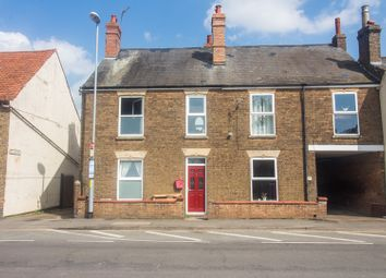 Thumbnail 3 bed semi-detached house for sale in High Street, Chatteris
