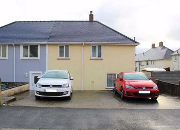 3 bed semi-detached house for sale in Windsor Road, Pembroke SA71