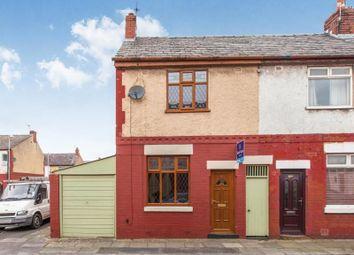 Thumbnail 2 bedroom terraced house for sale in Isherwood Street, Preston