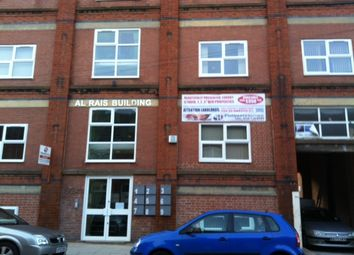 Thumbnail Studio to rent in Flat 8 Asfordby Street, City Centre