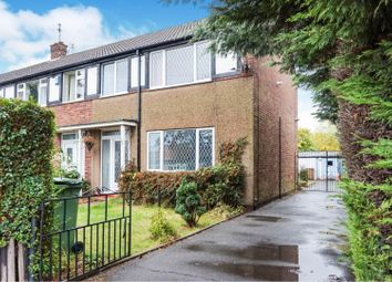 Thumbnail 3 bed end terrace house for sale in Chelmsford Avenue, Grimsby