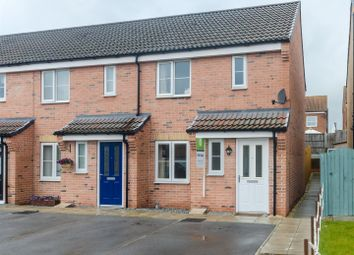 Thumbnail 2 bed terraced house for sale in Heather Avenue, Withernsea