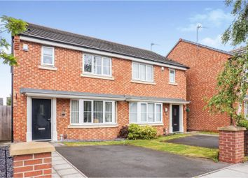 Thumbnail 3 bed semi-detached house for sale in Staley Drive, Bootle