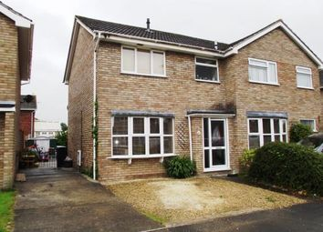 Thumbnail 3 bed semi-detached house for sale in Ladye Wake, Weston-Super-Mare